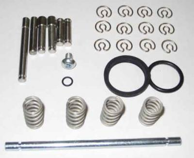 Birel / Freeline Front Caliper Rebuild Kit #10.8847.00 - (90mm pin)