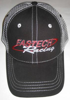 Fastech-Racing Vented Trucker Cap