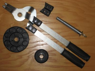 "FTP Tire Mounting & Dismounting Tool, 5"" Diameter"