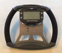 FreeM Steering Wheel for Mychron 4/5 & Alfano Astro/Pro - BLACK (3 & 6-bolt pattern)