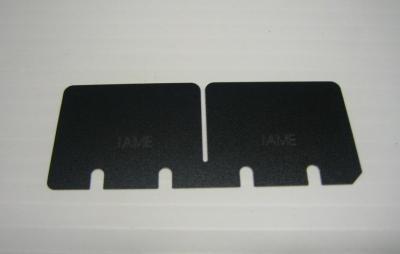 X3011840, X30 / MY09 Reed Petal, OEM Black Fiber (Sold Individually)