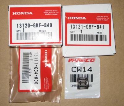 Honda CR85 Piston Kit