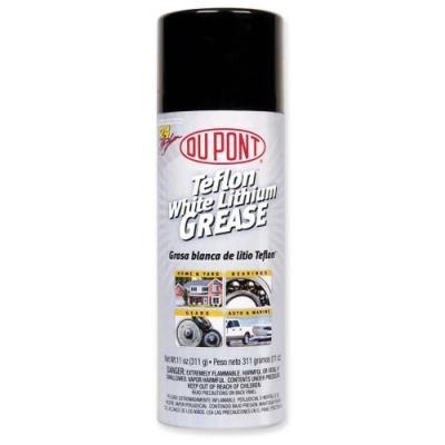 Dupont White Lithium Grease - Aerosol