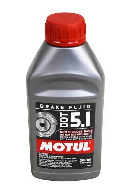 Motul Brake Fluid, DOT 5.1 - 500ml