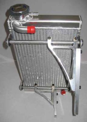 Cap for FTP Radiator