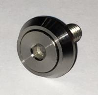 Titanium (Grade-5) Finish Washers - 6x15mm