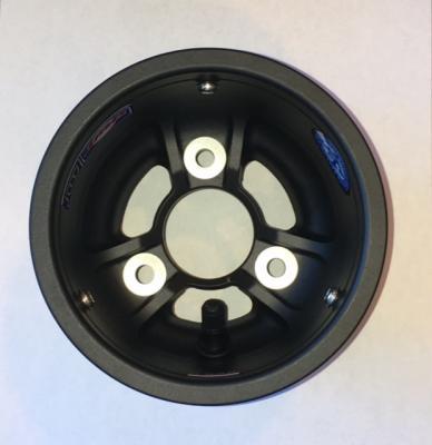 Douglas Magnesium Wheels -  Low Volume (Sold in Pairs - 2 wheels) - CRG, 132mm