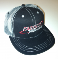 Fastech-Racing Vented Flat Bill Cap