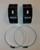 New-Line KZ Carbon Fiber Exhaust Cradle (1-pair)