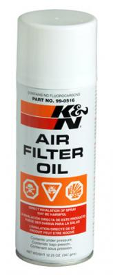 K&N Filter Oil - 6.5oz