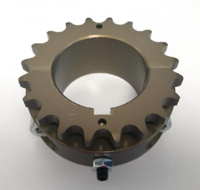 VAMEC #428 Split Gears - 7075 Aluminum, Hard -Anodized - (HQ) - 50mm
