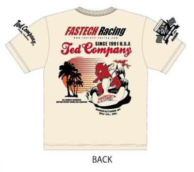 Tedman Fastech-Racing T-Shirt