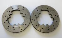 CRG V05/09/11 Front Brake Disc - 150x12mm (IRON Aftermarket) - (2-discs)