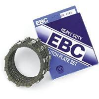 EBC HD Clutch Friction Liner Set - CR80/85