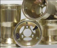 FTP Magnesium Vented (1-Pair) - 130mm CRG 3x67mm
