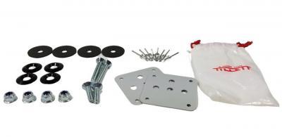 Tillett Seat Fitting Hardware Kit with Plates