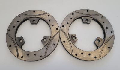 Praga / Intrepid R2 Front Disc Set (1-pair)