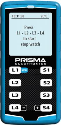 Prisma HiPreMa Multi-Driver Stopwatch