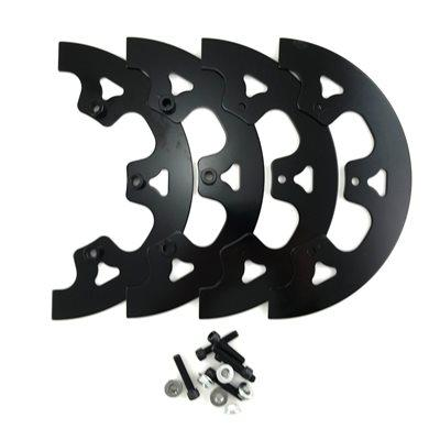 Aluminum Sprocket Guide / Guard