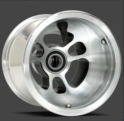 Douglas LITECAST Aluminum Wheels -  130mm, 17mm DSM (Sold in Pairs - 2 wheels)