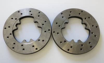 CRG V05/09/11 Front Brake Disc - 154x12mm (IRON Aftermarket) - (2-discs)