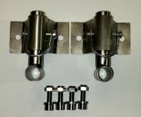 Righetti Ridolfi Mounting Kit for XTR14 Rear Bumper - TITANIUM
