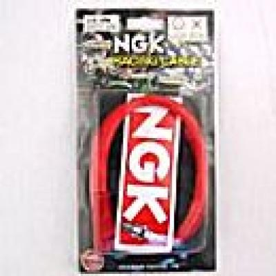 NGK Red Racing Cable & Plug Cap, CR2 (w/ 50cm Cable)