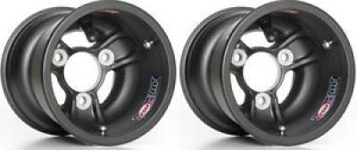 Douglas Magnesium Wheels -  Vented Low Volume (Sold in Pairs) - 130mm - BLEM